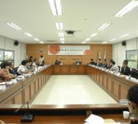 2008 춘천국제연극제 1차 조직원원회의 (2)