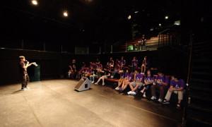 2011 춘천국제연극제 보헤미안 1차 사전교육