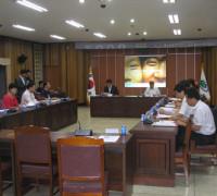 2008 춘천국제연극제 2차 조직위원회의 (1)