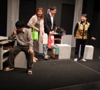 """5월 11일 봄내극장 관객들을 울음바다로 만들었던 극단 글로브극장의 """"동치미"""""""