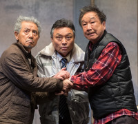 2016장노령층을 위한 연극공연 '할배열전'공연사진입니다