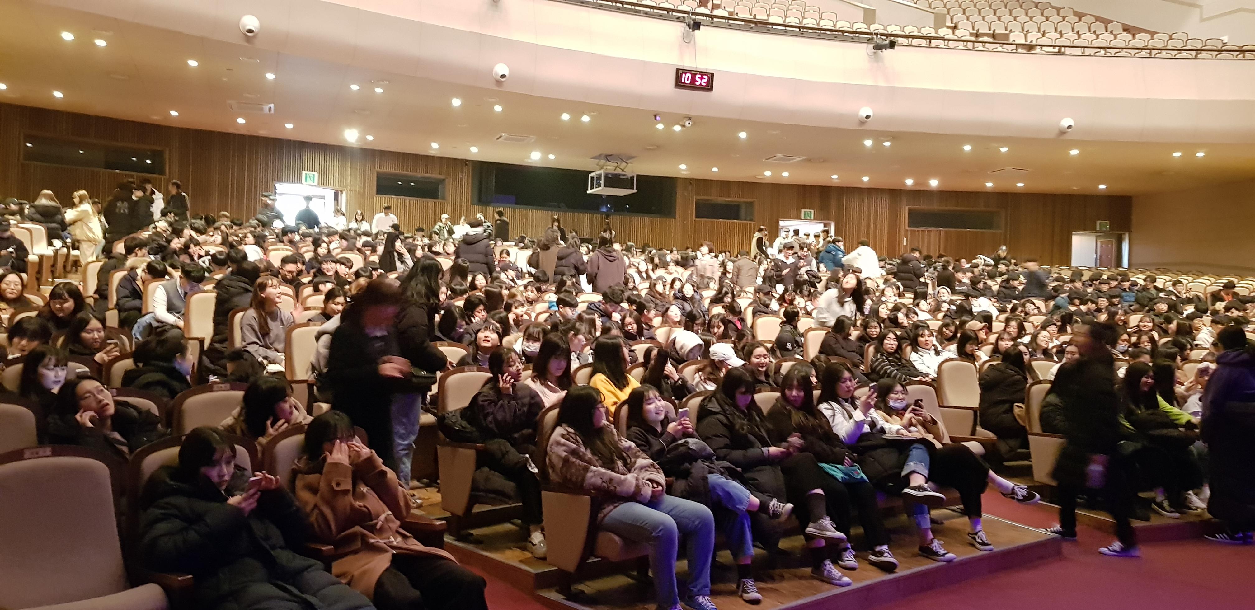 2019춘천연극아카데미 청소…